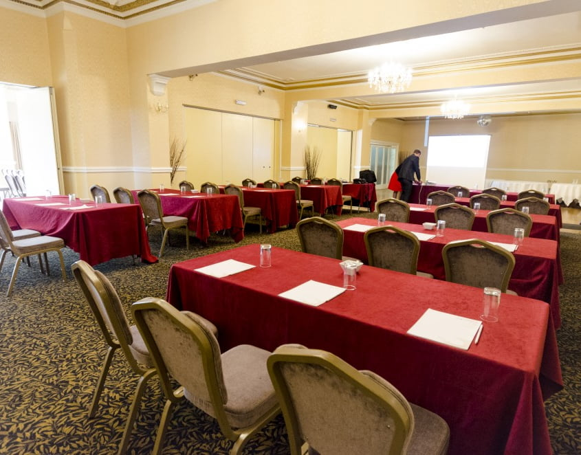 churchill suite meeting room