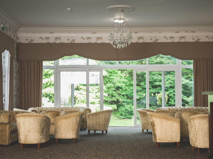 churchill suite lounge