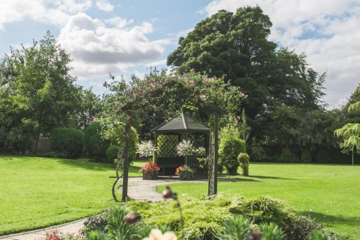 the garden room private gardens