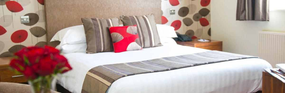 standard bedroom