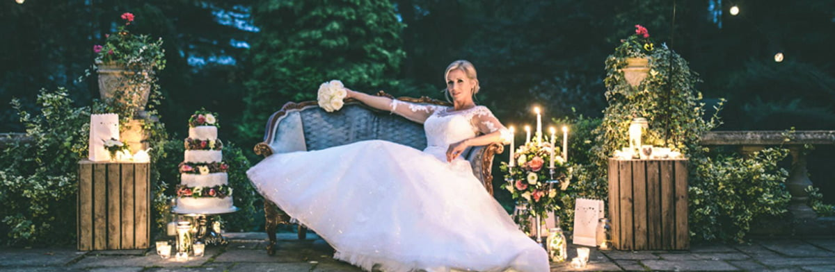 weddings at the oaklands hall hotel